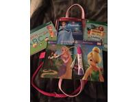 Leapfrog Tag Pen and Books