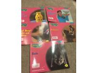 Read and Write Inc set of 5 pink non-fiction books