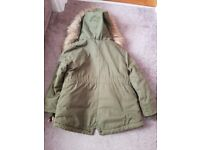 Girls winter coat