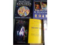 Job Lot of Spiritual books