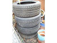 Tyres 225/45ZR17
