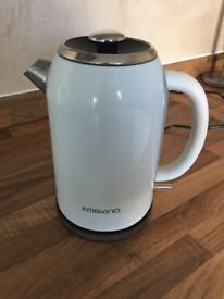 Kettle Metal Ambiano High Quality Aldi Used Fully operationsl