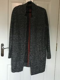 Mono duster jacket from NEXT - £25