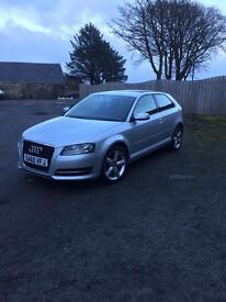 Audi A3 1.6 technik mpi 3 door may swap