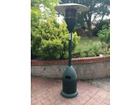Patio Heater SRPH02P - 11Kw gas fired