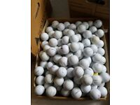 165 Titleist used golf balls, in good condition