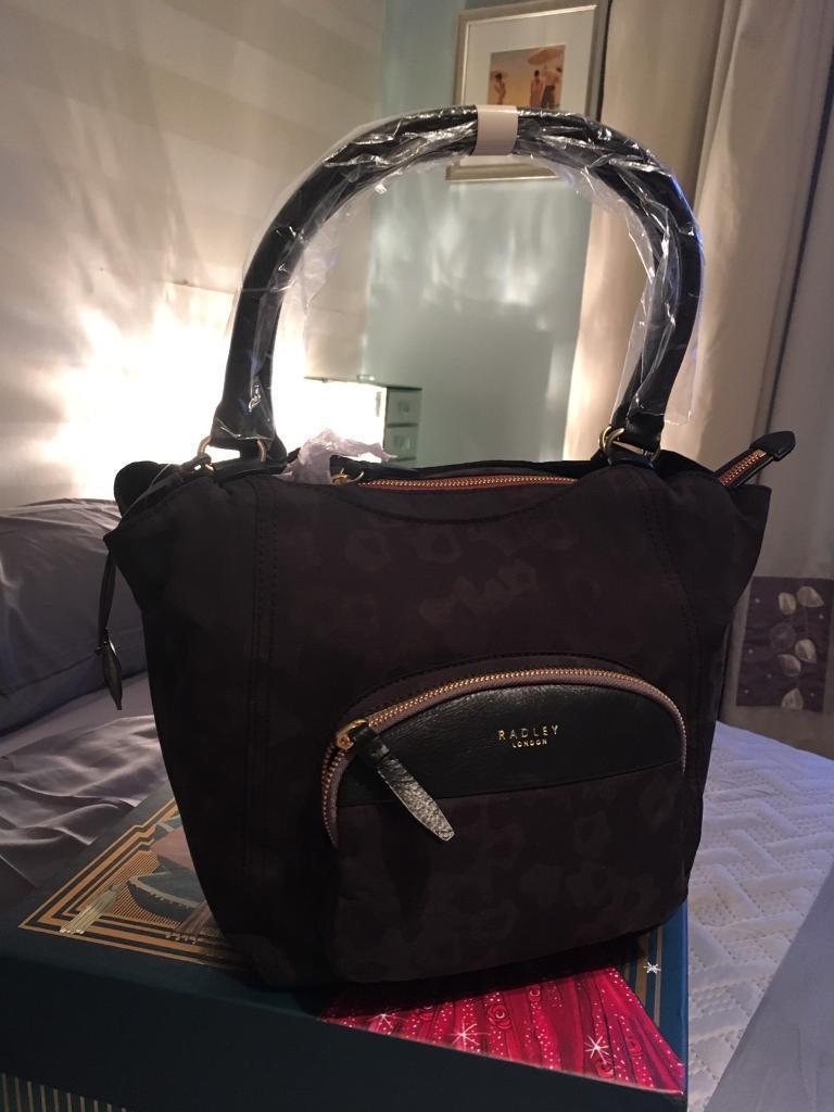 New Radley black bag