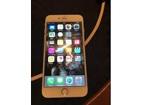 iPhone 6 Plus unlocked 128gb