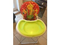 Very high quality Dining seat for kids
