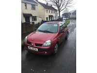 !!2003 Renault Clio 1.2 petrol for sale!!