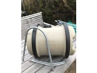 40 Litre Aquaroll Water Carrier and Handle