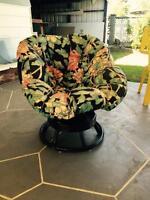 Rattan Hong Kong Chair $50