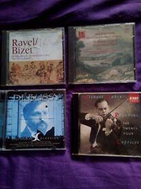 Classical CDs
