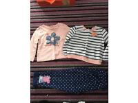 Collection of girls clothes 2-3yrs