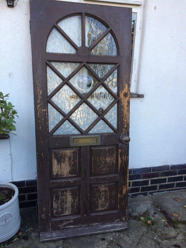 External Wood Door - Glazed Door
