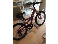 """Children's 18"""" bike"""