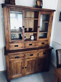 Solid Oak Dresser and Drawers