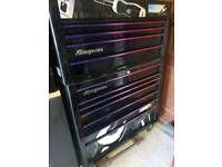 """SNAP ON HERITAGE E TOOL BOX/ROLL CAB 40"""""""