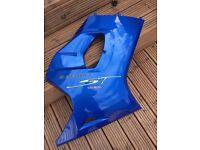 2006 Triumph sprint st 1050 RHS fairing panel