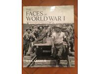 The Faces of World War I RRP £25