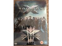 X-Men Trilogy Collector's Edition steelbook on DVD