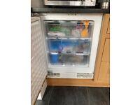 Bosch intregated under worktop Freezer