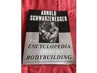 Book - Arnold Schwarzenegger