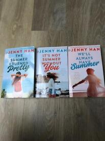 The summer I turned pretty set of 3 books