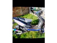 Direct bikes 70cc moped