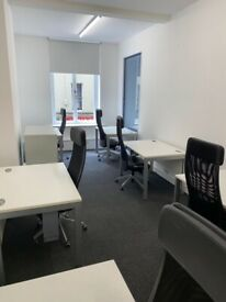 Serviced Office 3-10 desks Fully Furnished Private Space - *Covent Garden - WC2H*