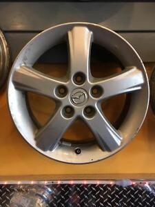"""Mag jante rim Mazda OEM 16"""" 5x114 140$ les 4"""