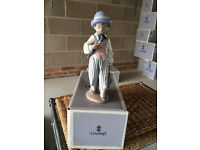 lladro ornament .....................jazz clarinet