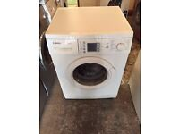 BOSCH Exxcel 7kg Free Standing Washing Machine Good Condition & Fully Working Order