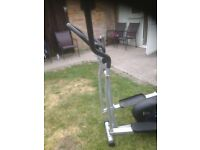 Cross trainer good condition digital
