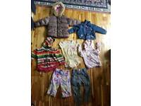 Baby/kids clothes 2-3 years girl
