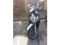 Honda 125sh scooter