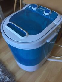 Portable, light washing machine for sale!