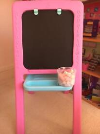 Early Learning Centre Pink Easel