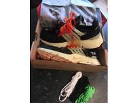 Nike off white presto UK size 10