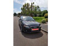 Audi A4 S-Line Black