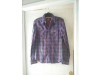 Genuine Superdry Purple Shirt