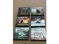 Maximum Ride by James Patterson Audiobooks
