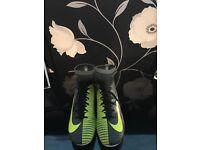 Nike Jr mercurial cr7 size 4