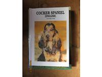 The Cocker Spaniel English by George Caddy