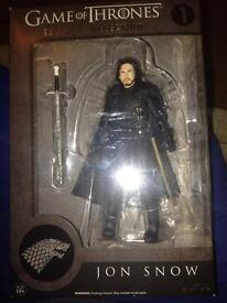 Game of Thrones Jon Snow figurine