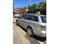 Mazda 6 estate spares or repair