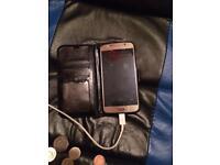 Samsung galaxy s6 32gb gold unlocked swap for iphone
