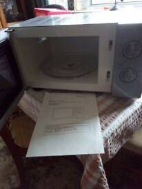 Microwave oven 550W