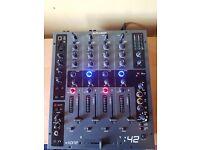 Allen and Heath Xone 42 Professional DJ Mixer