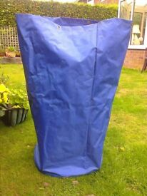 Awning bag (large) 90cm (3') high (x 150cm ( 5') round with draw string